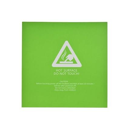 Aibecy - Adhesivo para cama de 300 x 300 mm con parte trasera ...