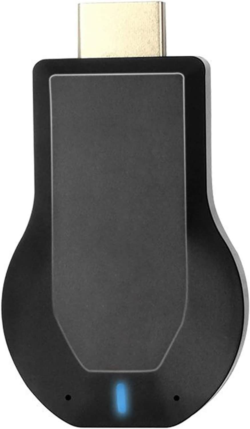 SOONHUA Receptor inalámbrico de pantalla dongle espejo 1080 p HDMI TV Stick ayuda Airplay DLNA Miracast