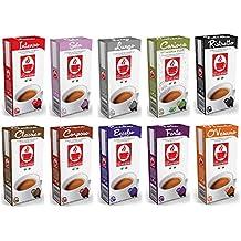 100 Nespresso Compatible Coffee Capsules Variety Pack - 10 Different Blends - OriginalLine