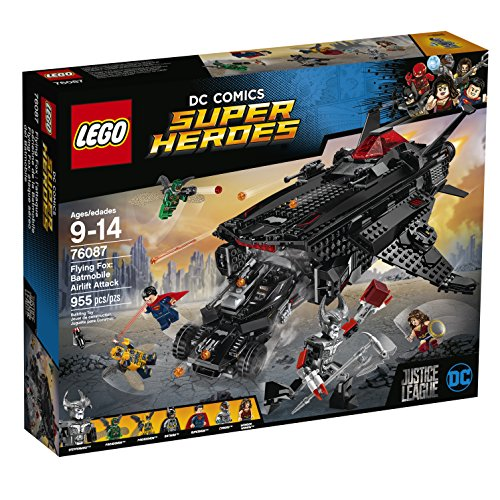 LEGO Super Heroes 76087 Flying Fox: Batmobile Airlift Attack