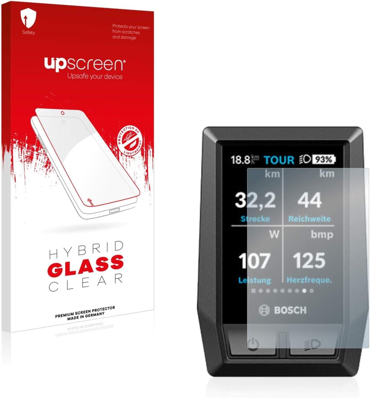 Upscreen Hybrid Glass Panzerglas Schutzfolie Kompatibel Elektronik