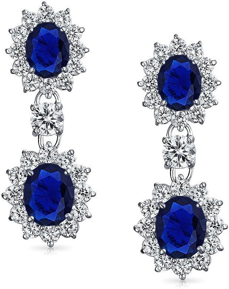 Star Earrings drop Earrings blue bridesmaid dangle prom drop earrings bridesmaid earrings Crystal star earrings Drop earrings