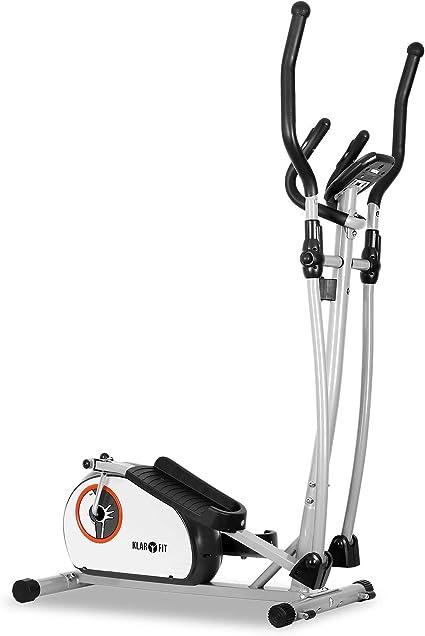 Klarfit ELLIFIT Basic 10 Bicicleta elíptica (para un Peso Corporal ...