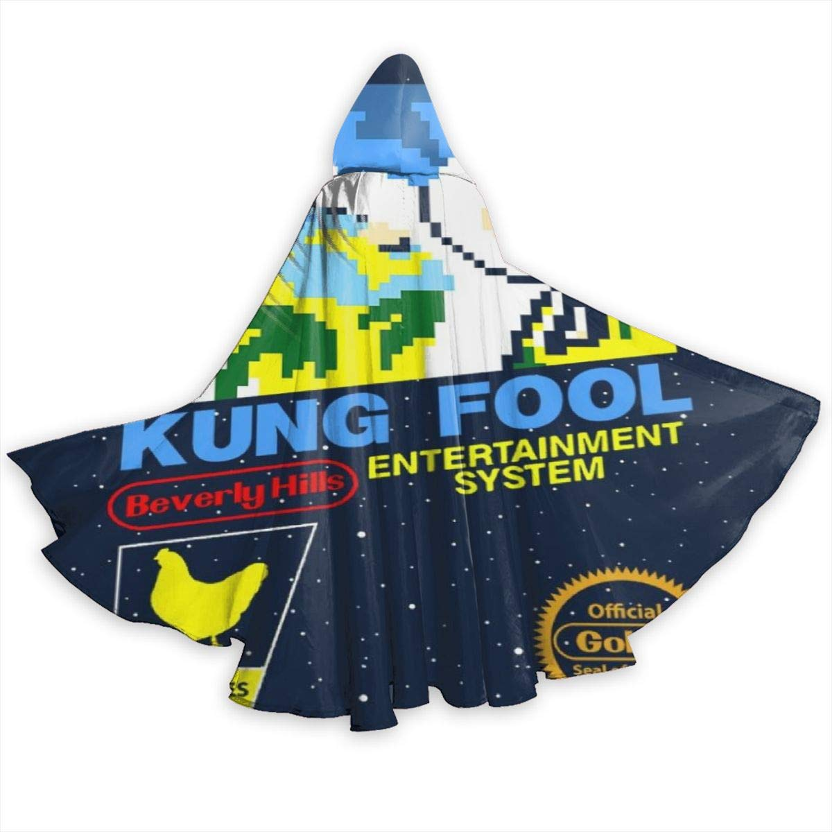 NULLYTG Beverly Hills Ninja Kung Fool The Video Game Unisex ...