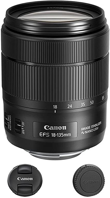 Canon Ef S 18 135 Mm F 3 5 5 6 Is Image Stabilizer Camera Photo