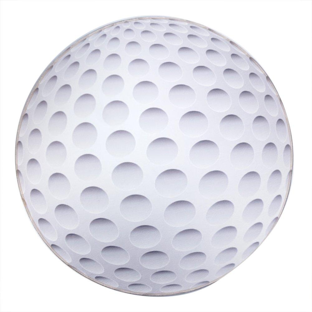 Base-Ball Baseball Style Tapis pour Le Yoga Jeu denfants et Chambre de Th/ématique Sportif D/écorative CAMAL Tapis