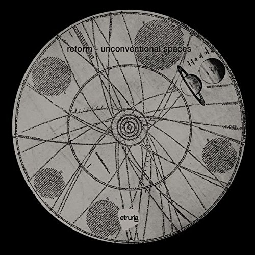 Vinilo : Reform - Unconventional Spaces (12 Inch Single)