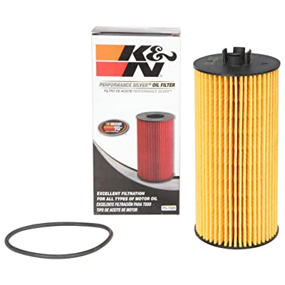 K&N Premium Oil Filter: Designed to Protect your Engine: Fits Select 2003-2010 FORD (Super Duty, E350, E450, F250, F350, F450, F550, Harley Davidson, Club Wagon, Excursion), PS-7009: Automotive [5Bkhe0113457]