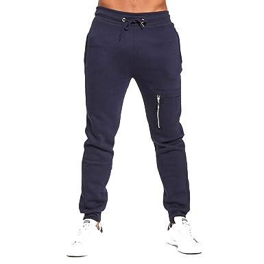 Simply Chic Outlet - Pantalones de chándal para Hombre, de Forro ...
