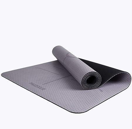 Giow Colchonetas de Yoga, para Principiantes, Antideslizante ...