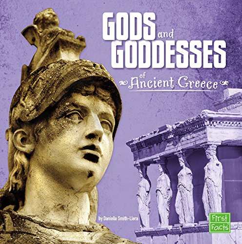Gods and Goddesses of Ancient Greece]()