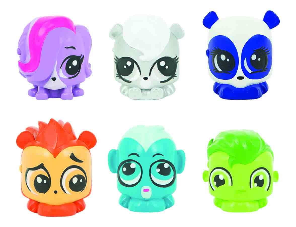 Amazon.com: Littlest Pet Shop Micro Lites Miniature Light Up Toy - 1 Random Mystery Pack: Toys & Games