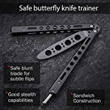 Butterfly Knife Trainer - Balisong Trainer