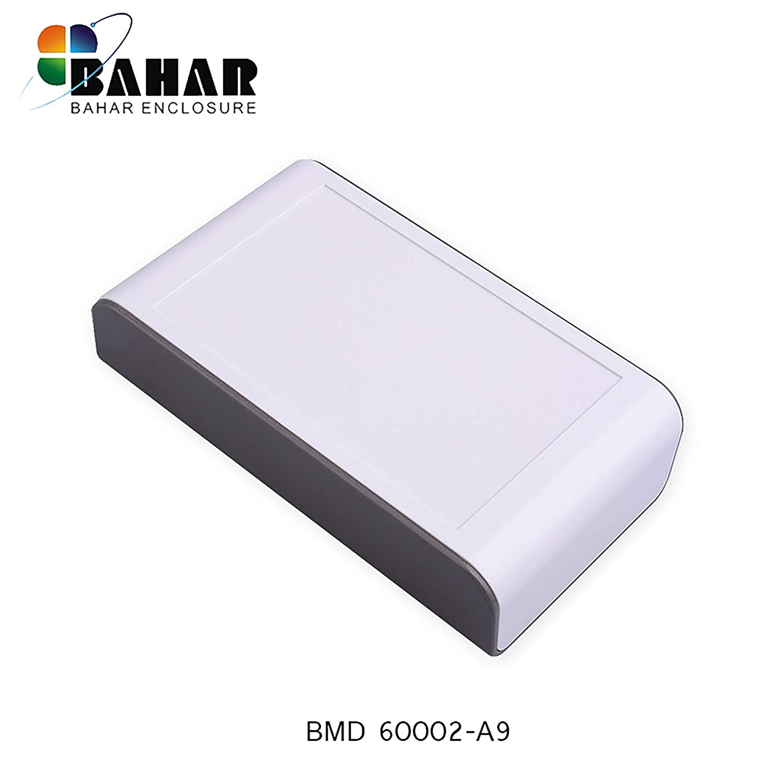 8pcs Plastic Housing Electronic Enclosure Case Project Box Small Black White Plastic Housing Bahar Enclosure BMD Series