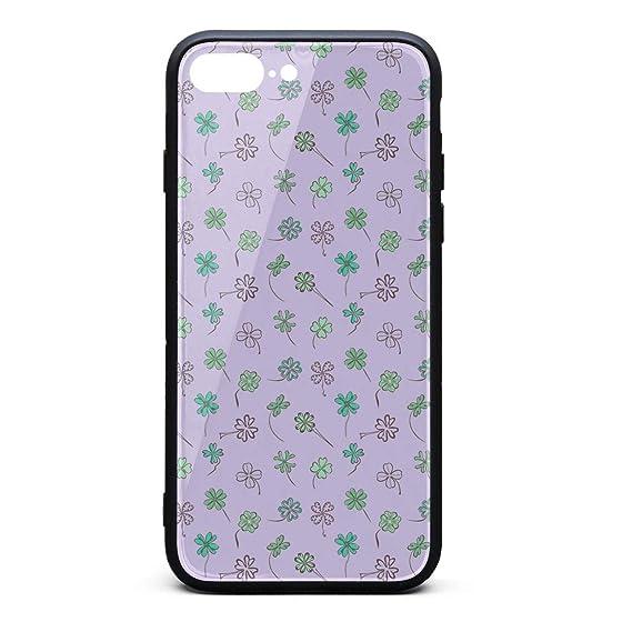 quality design 2ecb8 f0adc Amazon.com: Worlds Tallest Leprechaun Clover 2 Designer iPhone Cases ...