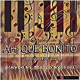 Digital Music Track - Ah, Qué Bonito (Música Tardicional Mexicana (Piano))