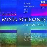 Beethoven: Missa Solemnis / Varady, Vermillion, Cole, Pape; Solti