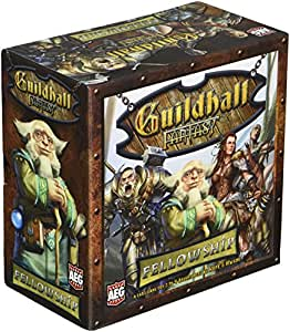 Guildhall Fantasy: Fellowship Board Game