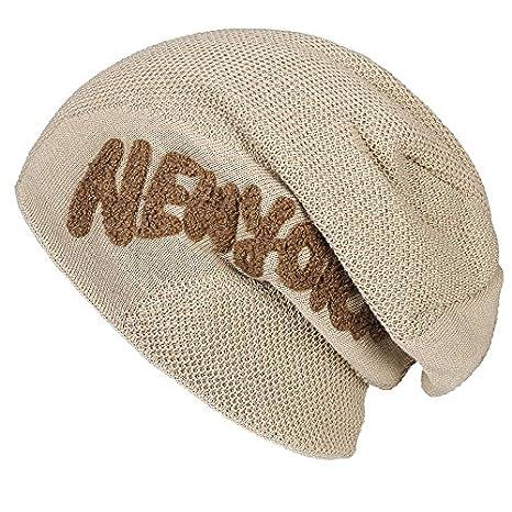 MASTER-Halloween Navidad sombreros  beanie Los hombres mujeres sombreros  tejidos 878ae6e50bb