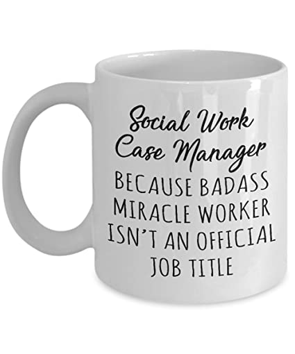 Gift For Social Work Case Manager