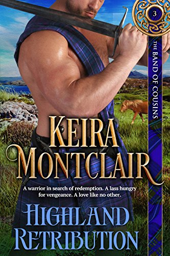 Highland Retribution (The Band of Cousins Book 3) ()