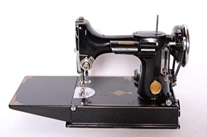Amazon Singer Featherweight 4040 Antique Sewing Machine Scroll Gorgeous Singer Sewing Machine 221 1
