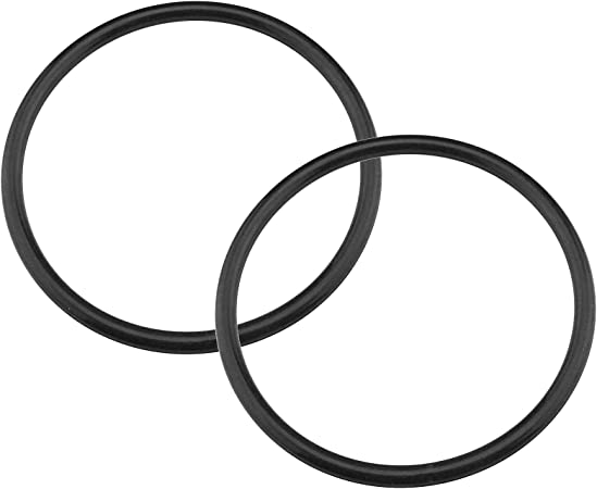 2 x negro de goma Motor elástico cinturón cinturones de unidad de ...