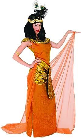 Stamco Disfraz Cleopatra Dorada: Amazon.es: Juguetes y juegos