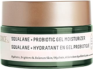 product image for Biossance Squalane + Probiotic Gel Moisturizer - Ultra-Hydrating Moisturizing Gel for Redness-Prone Skin - No Parabens - Vegan + Fragrance-Free (50ml)