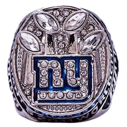 - MVPRING Super Bowl Championship Ring (2011 New York Giants)