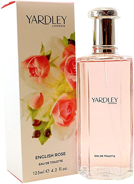 Yardley London Rose Eau de Toilette
