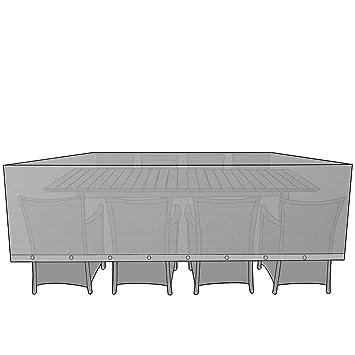 TW24 Schutzhülle   Abdeckung   Abdeckplane Gartenmöbel 230x160x90cm