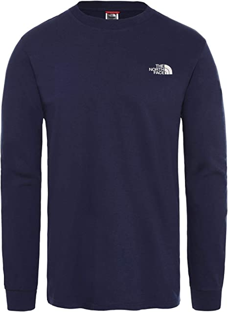 SIMPLE DOME TEE T shirt basic montague blue