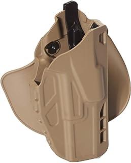 Safariland 6004-25-55 Dk Earth Brown Single Strap Leg Shroud w//Drop Flex Adapter