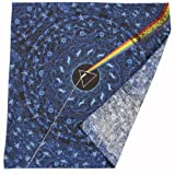Sunshine Joy® Pink Floyd The Dark Side Of The Moon Blue Lyrics Bandana