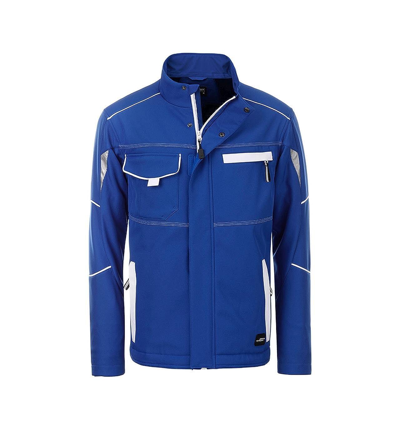 2Store24 Hochwertige Arbeitsjacke Softshell Jacke Arbeitskleidung B0784DH18Q Arbeitskleidung & & & Uniformen Hat einen langen Ruf c07a8f