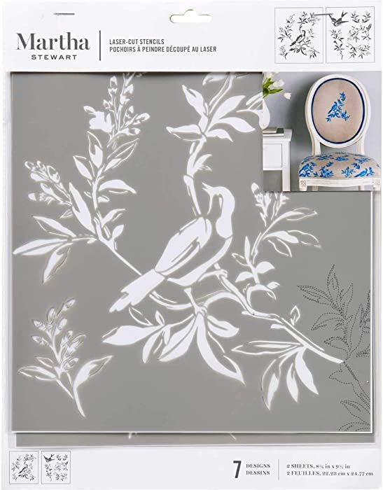 Top 10 Stencils For Furniture Painting