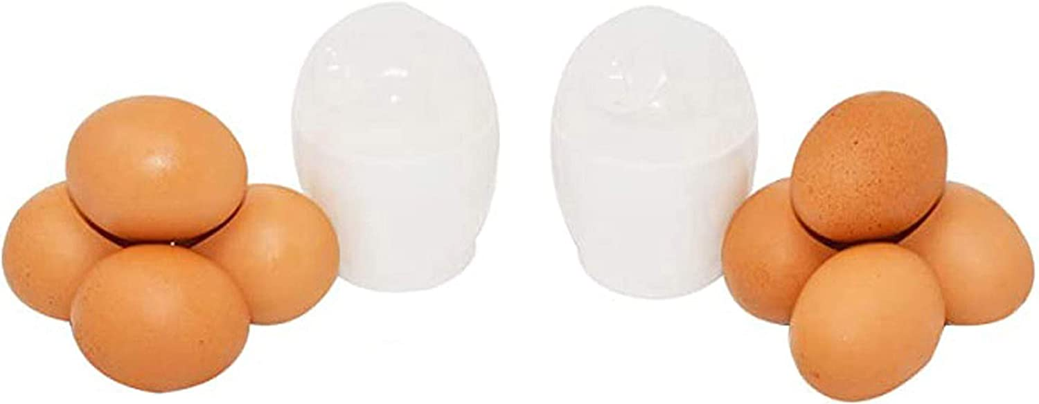 Microwave Egg Cooker | Set of 2 - by Home-X