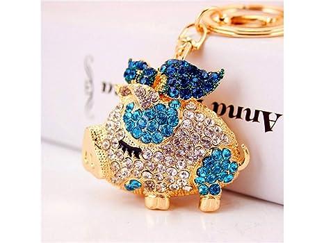 DOOUYTERT Wow Lindo Creativo Diamante Chino Zodiaco Cerdo ...