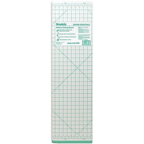 "Pattern Cutting Board-36/""X60/"""