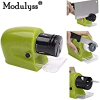 MODULYSS Swifty Sharp Plastic Cordless Motorised Sharpener for Knife, Medium