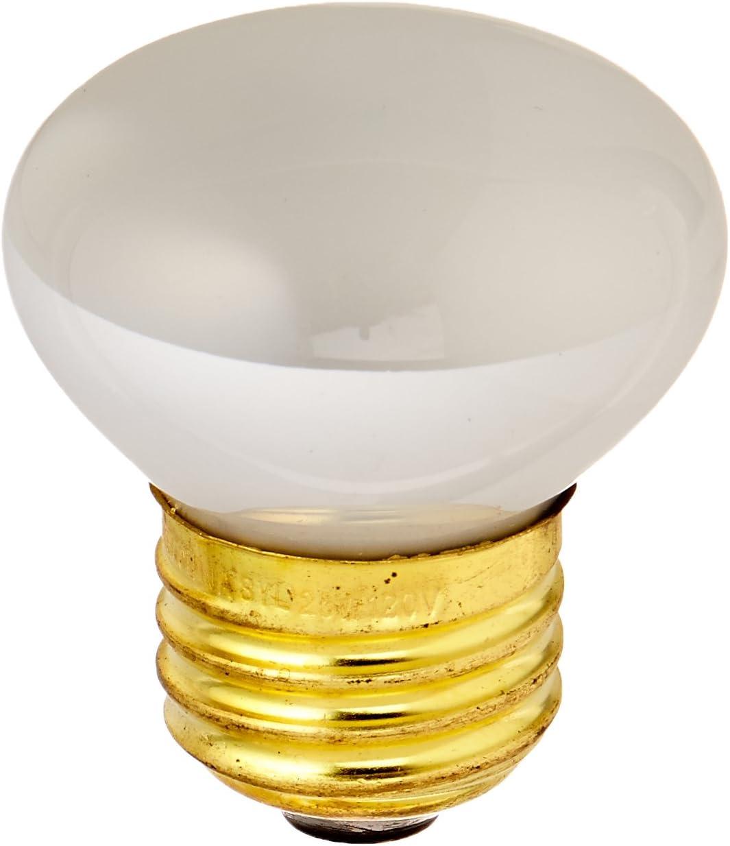 Sylvania 14818 25-Watt Incandescent R14 Mini-Reflector Light Bulb