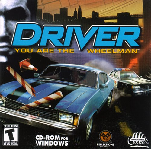 Driver (Jewel Case) - PC