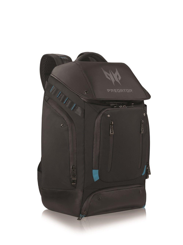 Acer Predator Utility Backpack, Notebook Gaming, Black & Teal