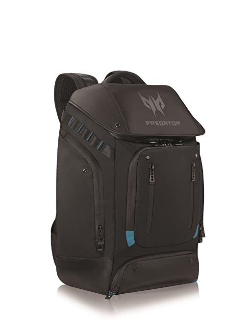 a43f91ba537 Acer Predator Utility Backpack, Notebook Gaming, Black & Teal