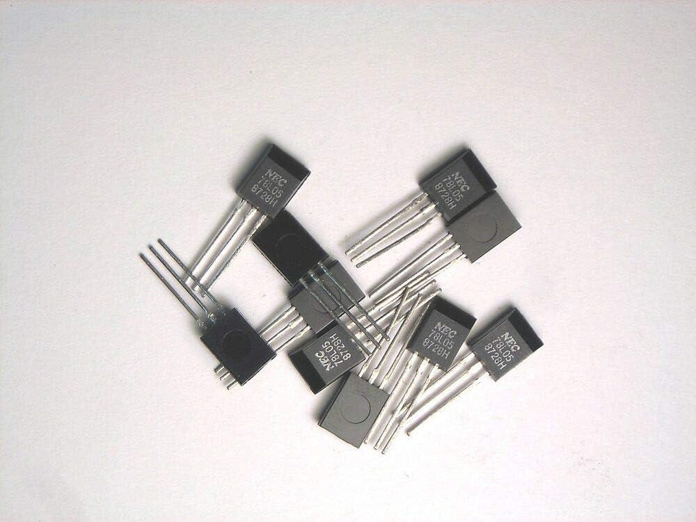 NEC Original 5 UPC78L05 V Postive Voltage Regulator 10 pcs