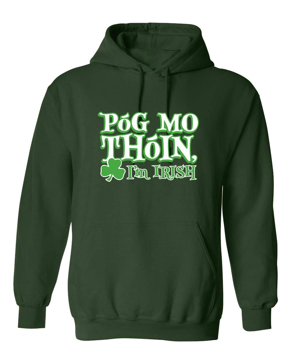 Pog Mo Thoin St Patrick S Day Saint Irish Pats Sarcastic Funny T Shirt