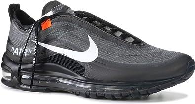 exégesis mercado Impuestos  Amazon.com | Nike The 10 Air Max 97 OG Off White - AJ4585 100 | Fashion  Sneakers