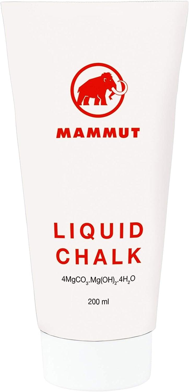 Mammut LIQUIDO 200 ML Magnesio, Unisex Adulto, Blanco (Neutral), Talla Única