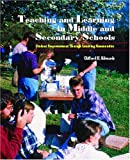 Teaching and Learning in Middle and Secondary Schools, Clifford H. Edwards, 0130985473